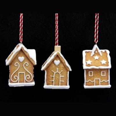 Gisela Graham Gingerbread House Decoration