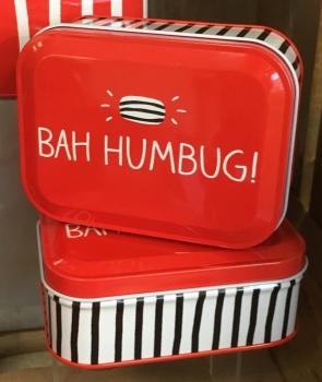 Happy Jackson Bah Humbug! Tin