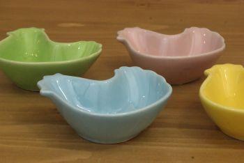 Gisela Graham Ceramic Hen Dishes