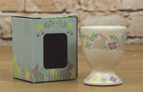 Easter Bunny Egg Cup in Box