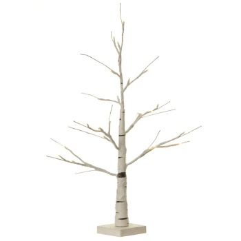 LED Birch Easter Tree - 60 cm