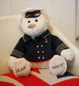 Jomanda Captain Bear