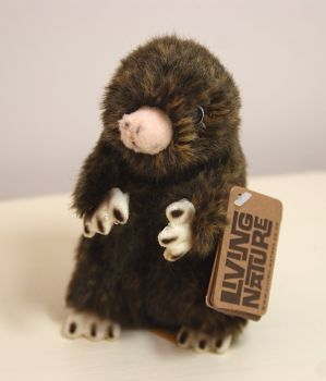 Living Nature Soft Toy Mole