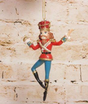 Gisela Graham Resin Nutcracker Decoration - The Nutcracker Collection