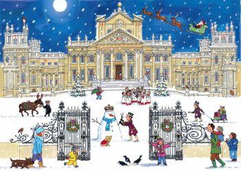 Alison Gardiner Christmas at the Palace Advent Calendar