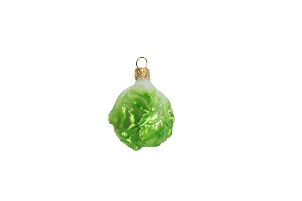 Glass Sprout Decoration