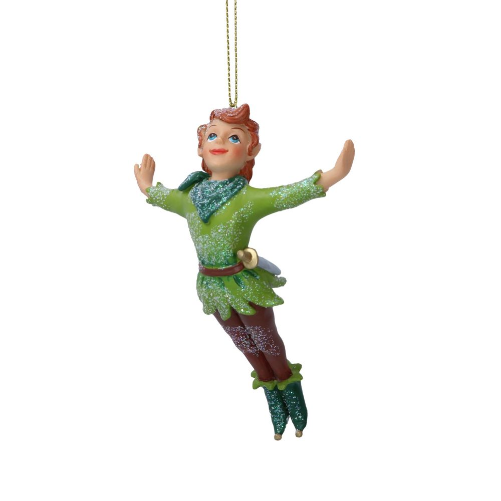 Gisela Graham Peter Pan Decoration