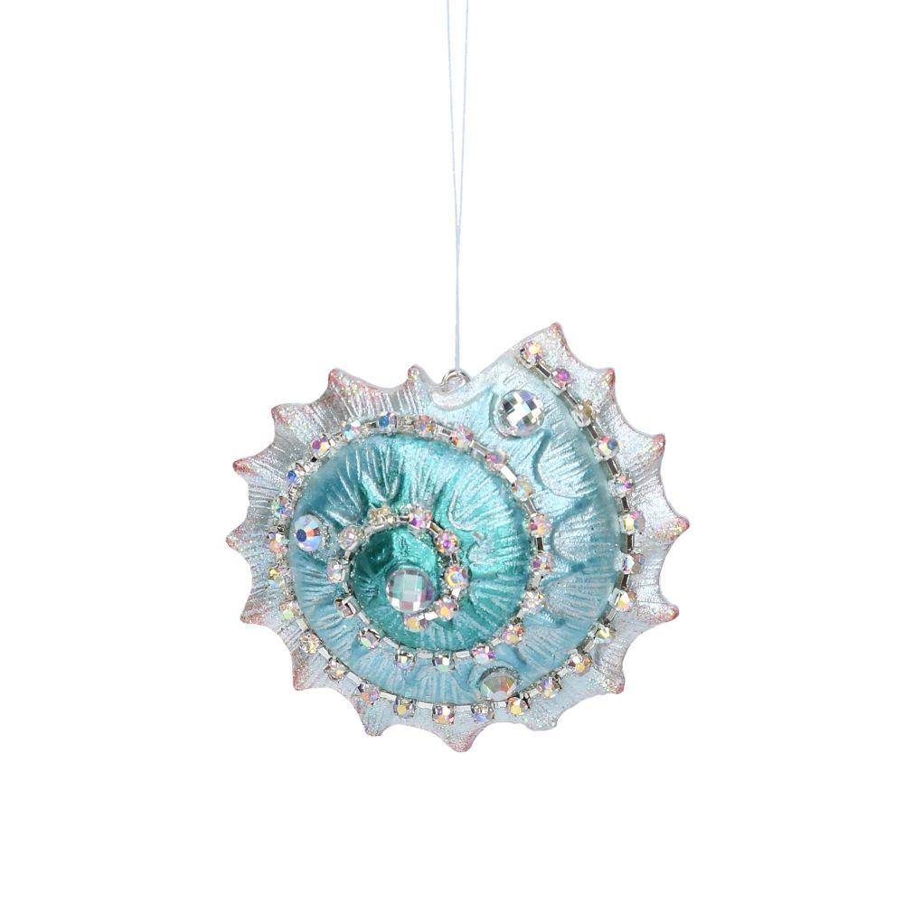 Gisela Graham Resin Shell Decoration