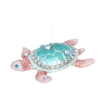 Gisela Graham Turtle Decoration