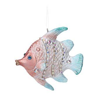 Gisela Graham Fish Decoration