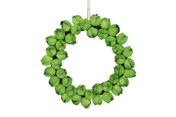 Gisela Graham Paper Sprout Wreath