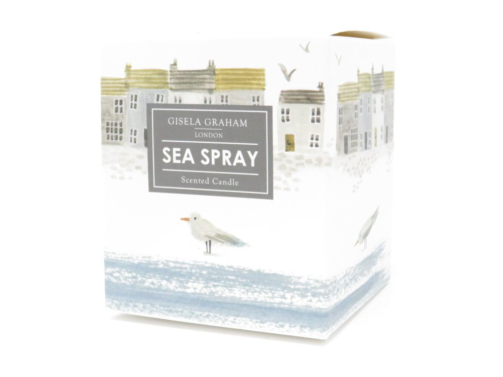 Gisela Graham Sea Spray Scented Candle