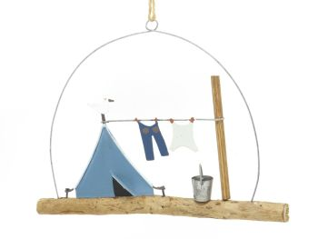 Camping Tent Hanging Decoration