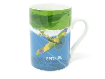 Ceramic Spitfire Mug - Military Heritage Co.