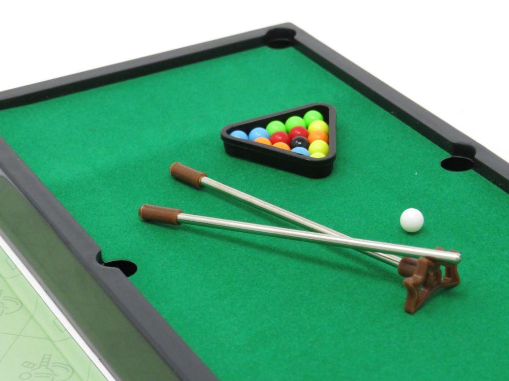 Pocket Pool Desk Game