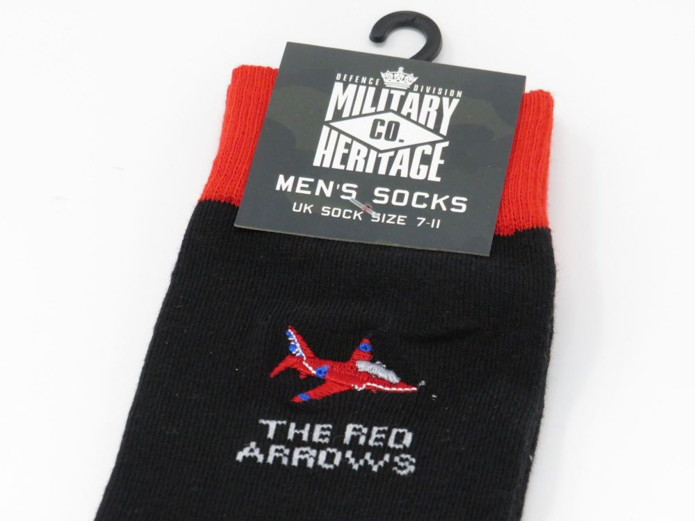 Military Heritage 'The Red Arrows' Socks