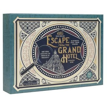 Escape from the Grand Hotel Game