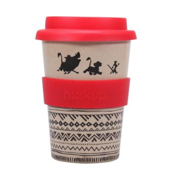 The Lion King Bamboo Travel Cup - No Worries