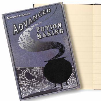 Minalima designed Harry Potter 'Advanced Potion Making' Journal Notebook