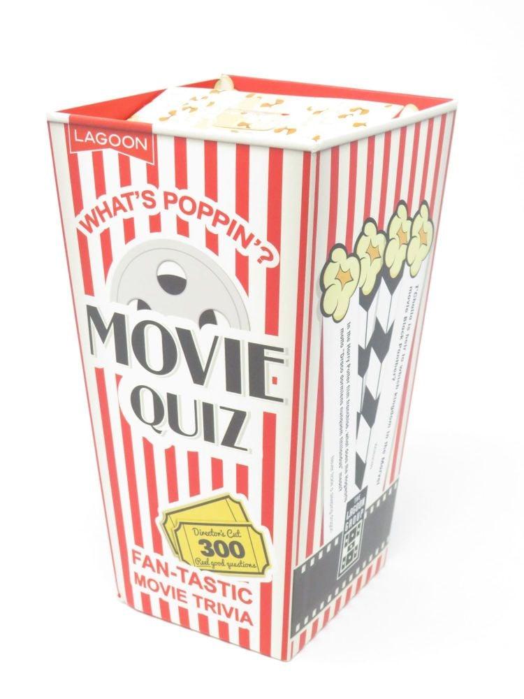 What's Poppin' Movie Quiz