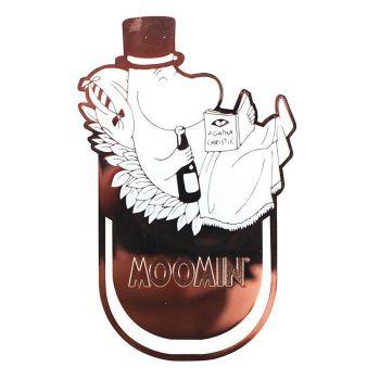 Moomin Metal Bookmark - Papa Moomin
