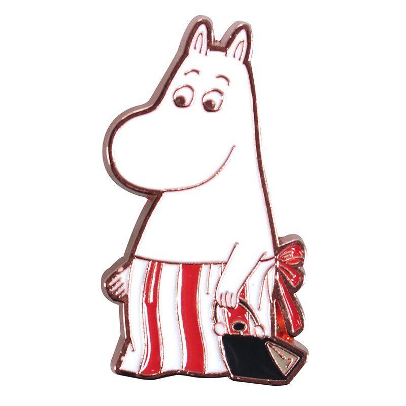Moomin Pin Badge - Mama
