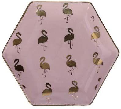 Gisela Graham Flamingo Trinket Dish