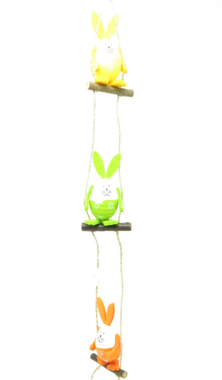 Rabbit Ladder Hanging Decoration