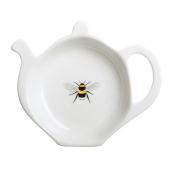 Sophie Allport Fine Bone China Tea Bag Tidy