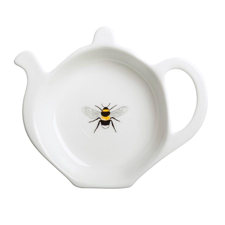Sophie Allport Fine Bone China Tea Bag Tidy