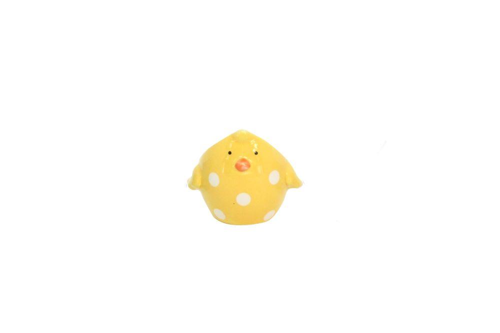 Gisela Graham Spotty Chick Egg Cup