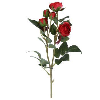 Gisela Graham Red Rosebud Mini Spray