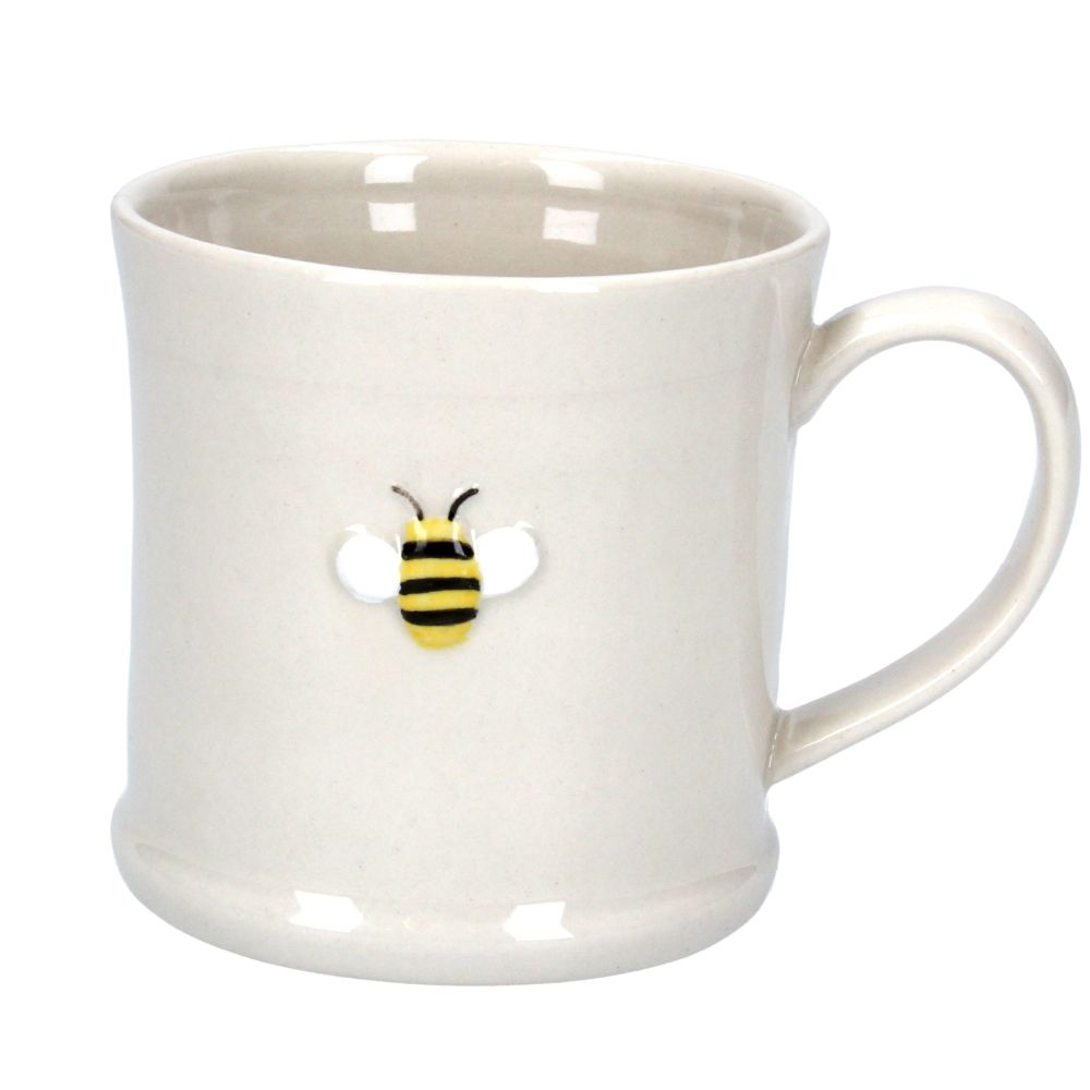 Gisela Graham Mini Ceramic Bee Cup