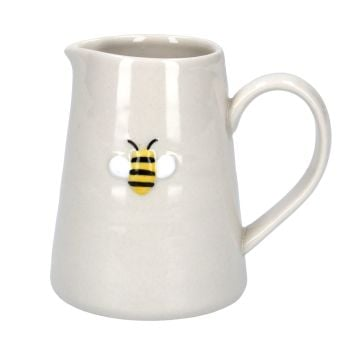 Gisela Graham Mini Ceramic Bee Jug