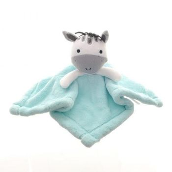 Baby Ziggle Zebra Comforter