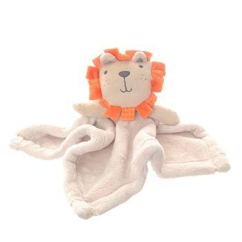 Baby Ziggle Lion Comforter