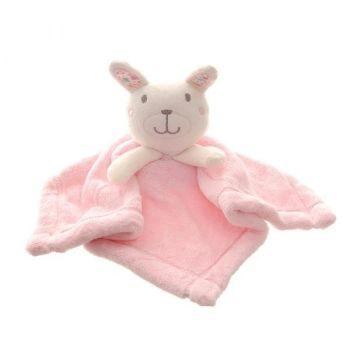 Baby Ziggle Bunny Comforter