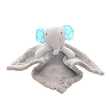 Baby Ziggle Elephant Comforter