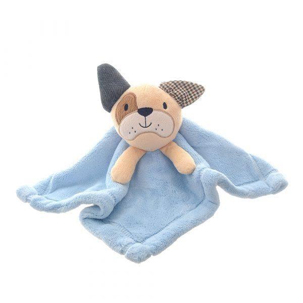 Baby Ziggle Puppy Comforter