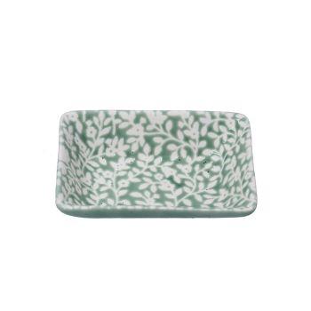 Gisela Graham Mini Vine Print Trinket Dish