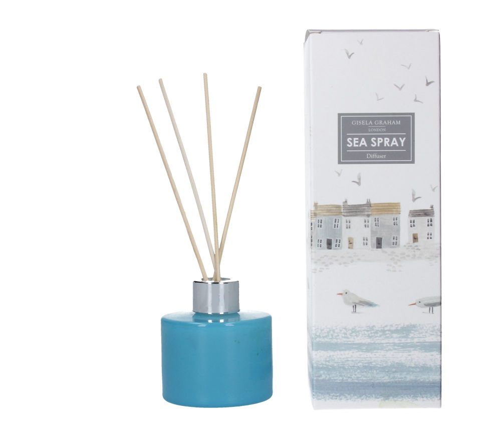 Gisela Graham Shoreline Sea Spray Reed Diffuser