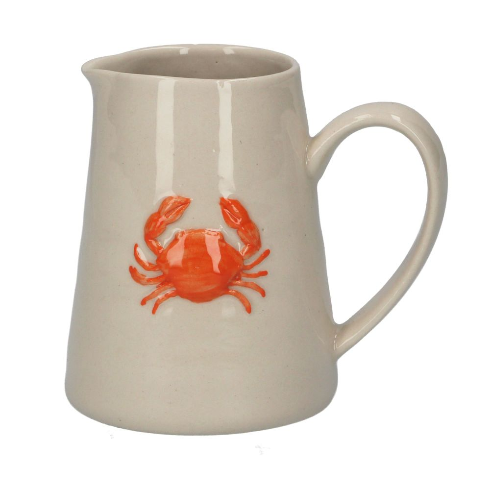 Gisela Graham Mini Ceramic Crab Jug