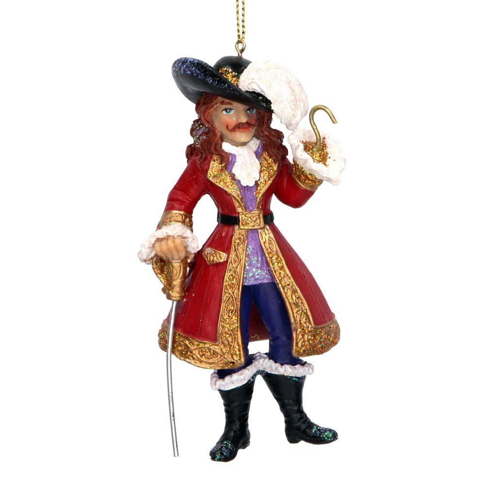 Gisela Graham Captain Hook Decoration