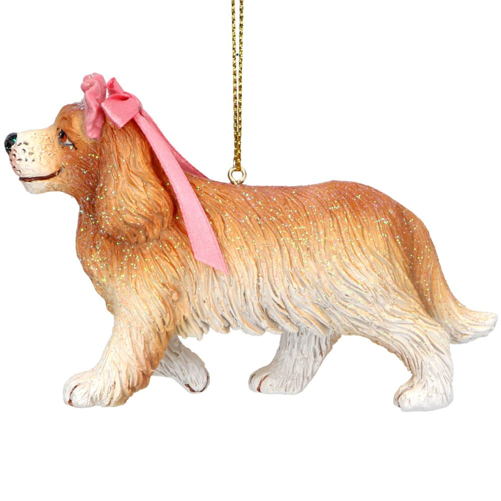 Gisella Graham Nanny Dog Decoration