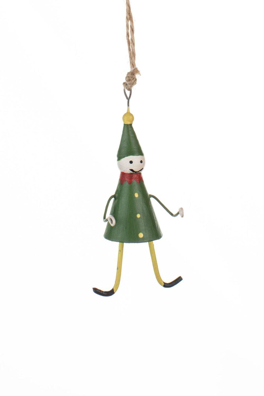 Shoeless Joe Mini Elf Decoration