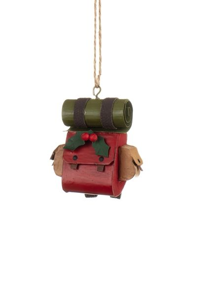 Shoeless Joe Travel Backpack Decoration