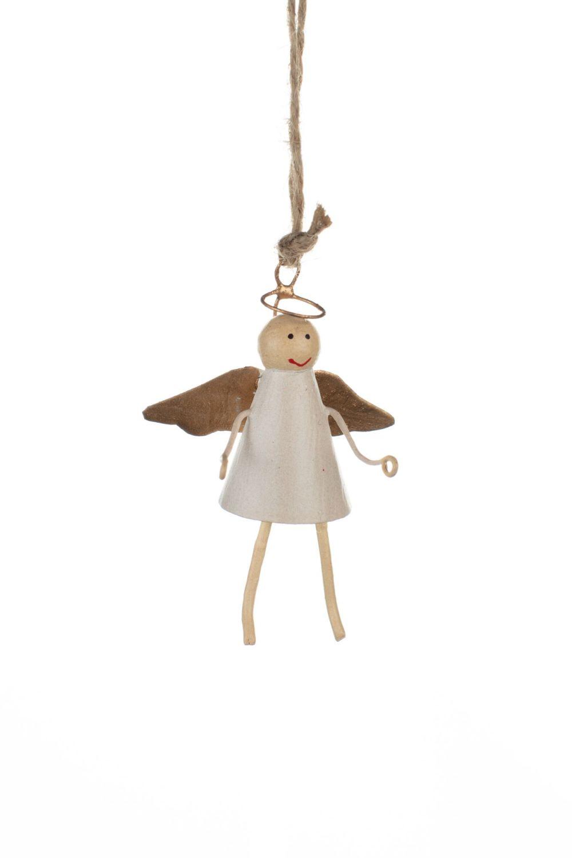 Shoeless Joe Mini Angel Decoration