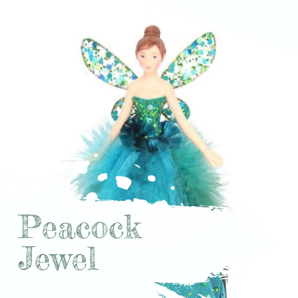 Peacock Jewel