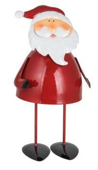 Fountasia Large Bobbin' Santa
