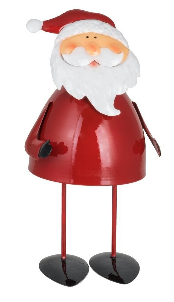 Fountasia Small Bobbin' Santa